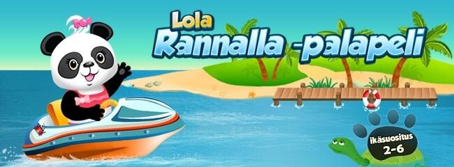 Lola Rannalla -palapeli