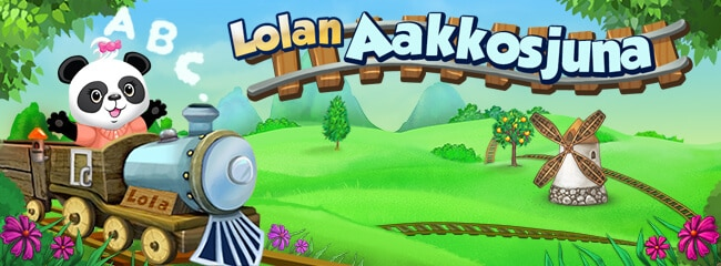 Lolan Aakkosjuna