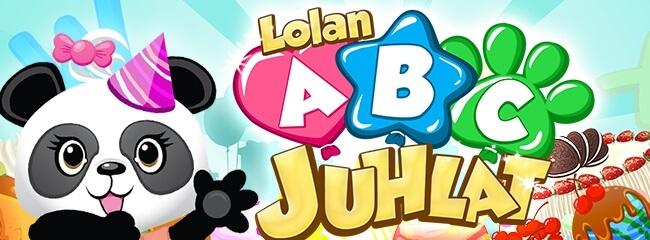 Lolan ABC-juhlat, opi pukemaan -peli