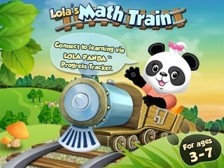 Early education learn math game for children